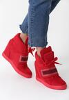 Czerwone Sneakersy Stop Me Now