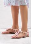Różowe Sandały My Romance