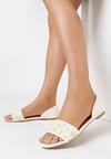 Różowe Sandały Evergreen
