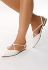 Białe Sandały First Ideas