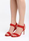 Czerwone Sandały It Is All