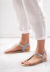 Niebieskie Sandały Try Tonight