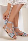 Niebieskie Sandały Women In Love