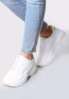 Białe Sneakersy Stereo Love