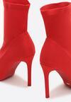 Czerwone Botki Really Sensual