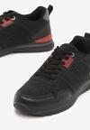 Czarne Buty Sportowe Straight Ahead