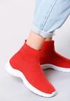 Czerwone Buty Sportowe All We Know
