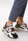 Białe Sneakersy Termed