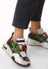 Khaki Sneakersy Termed