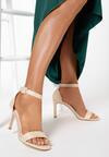Beżowe Sandały Somnolent