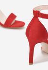 Czerwone Sandały Somnolent