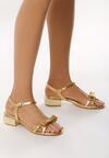 Złote Sandały No Nonsense