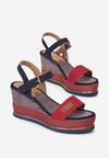 Czerwone Sandały Sociopathic