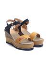Żółte Sandały Sociopathic