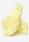 Żółte Klapki Convincing