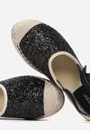 Czarne Sandały Of Good Repute