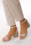 Beżowe Sandały In Harmony