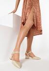 Beżowe Sandały Nonfeeling