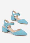 Niebieskie Sandały Nonfeeling