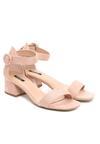 Różowe Sandały Hot Tempered