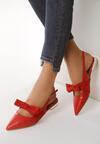 Czerwone Sandały Astucious