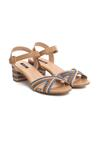 Beżowe Sandały Conceivable