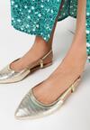 Złote Sandały Wildest