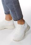 Białe Sneakersy Bewray
