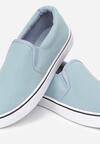 Niebieskie Slip On Needed You So