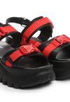 Czerwone Sandały Farruca