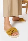 Żółte Klapki Bachata
