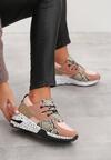 Różowe Sneakersy Livesey