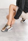 Złote Sneakersy Livesey