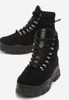 Czarne Sneakersy Celestial Pole