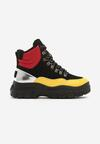 Żółte Sneakersy Alternatywka