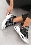 Czarne Sneakersy Endlebury