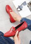 Czerwone Mokasyny Lorelai