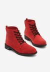 Czerwone Botki Dream Your Dance