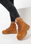 Camelowe Sneakersy Celestial Poles