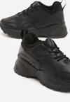 Czarne Sneakersy Trindade