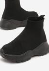 Czarne Sneakersy Smithfield
