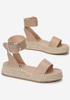 Beżowe Sandały Physixia