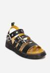 Czarne Sandały Mellolody