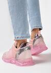 Różowe Sneakersy Thosiphae