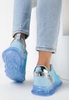 Niebieskie Sneakersy Thosiphae