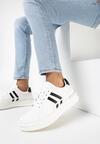 Białe Sneakersy Aluvere