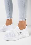 Białe Buty Sportowe Finemond