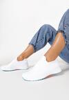 Białe Buty Sportowe Cheldina