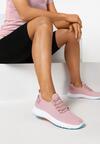 Różowe Buty Sportowe Cheldina