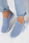Niebieskie Buty Sportowe Nautiney